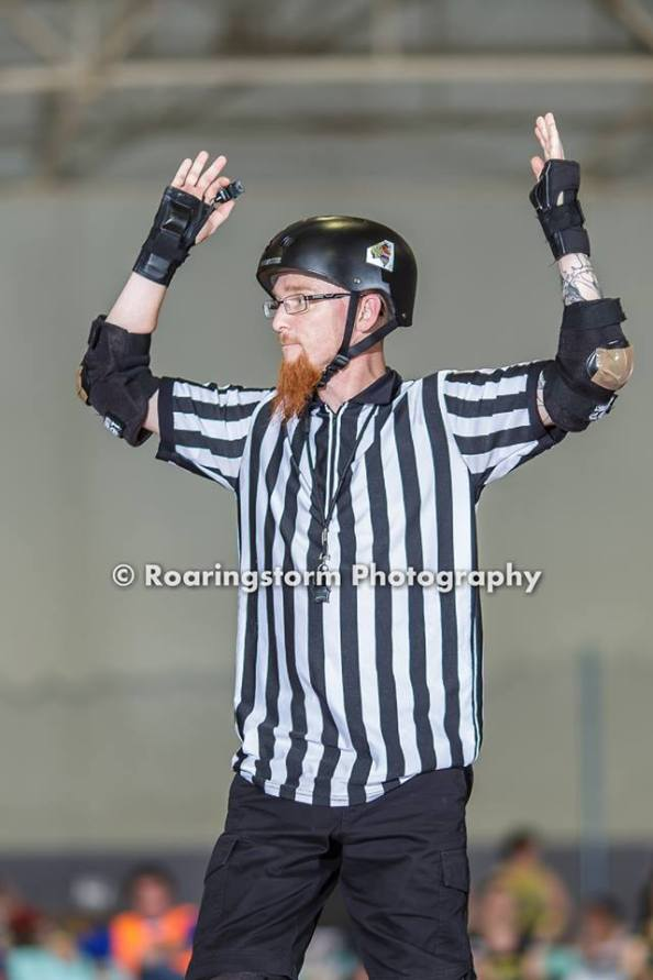 Northside Roller's Ref Wrath